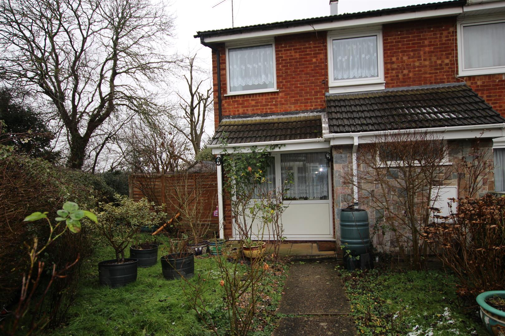 2 Bedrooms End Of Terrace House for sale in Grangeway, Houghton Regis, Dunstable